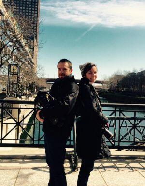 Sean and Jessi